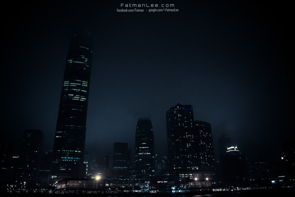 Dark Hong Kong